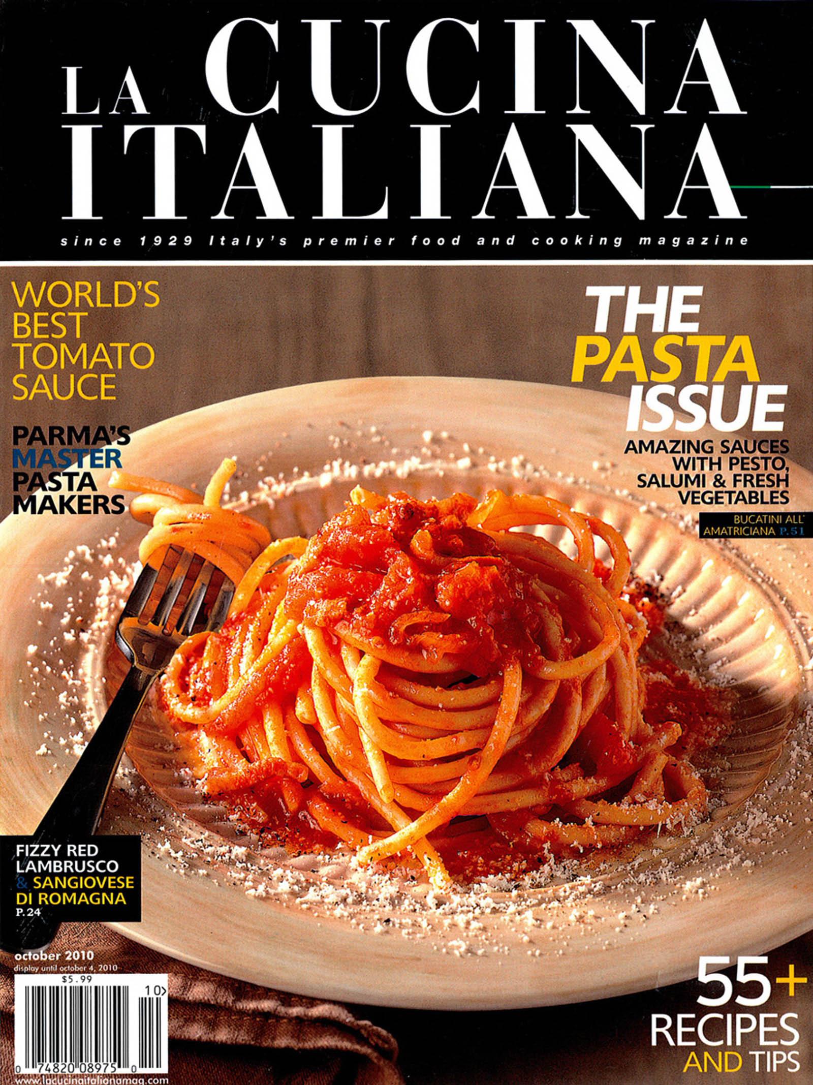 La cucina italiana wiki for La cucina italiana