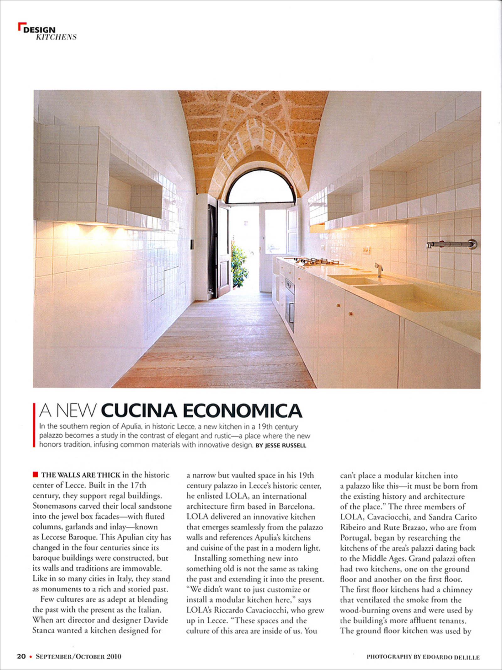 La cucina Italiana p.1