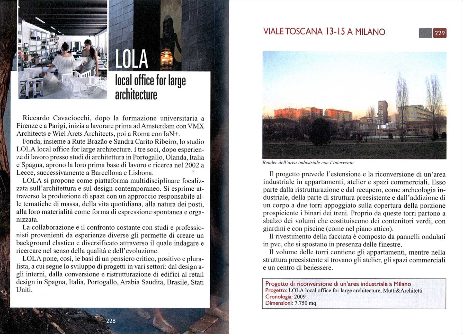 Italian Architects in Spain Today p.1