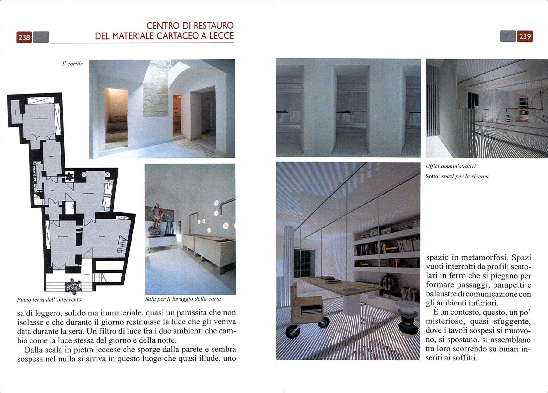 Italian Architects in Spain Today p.4