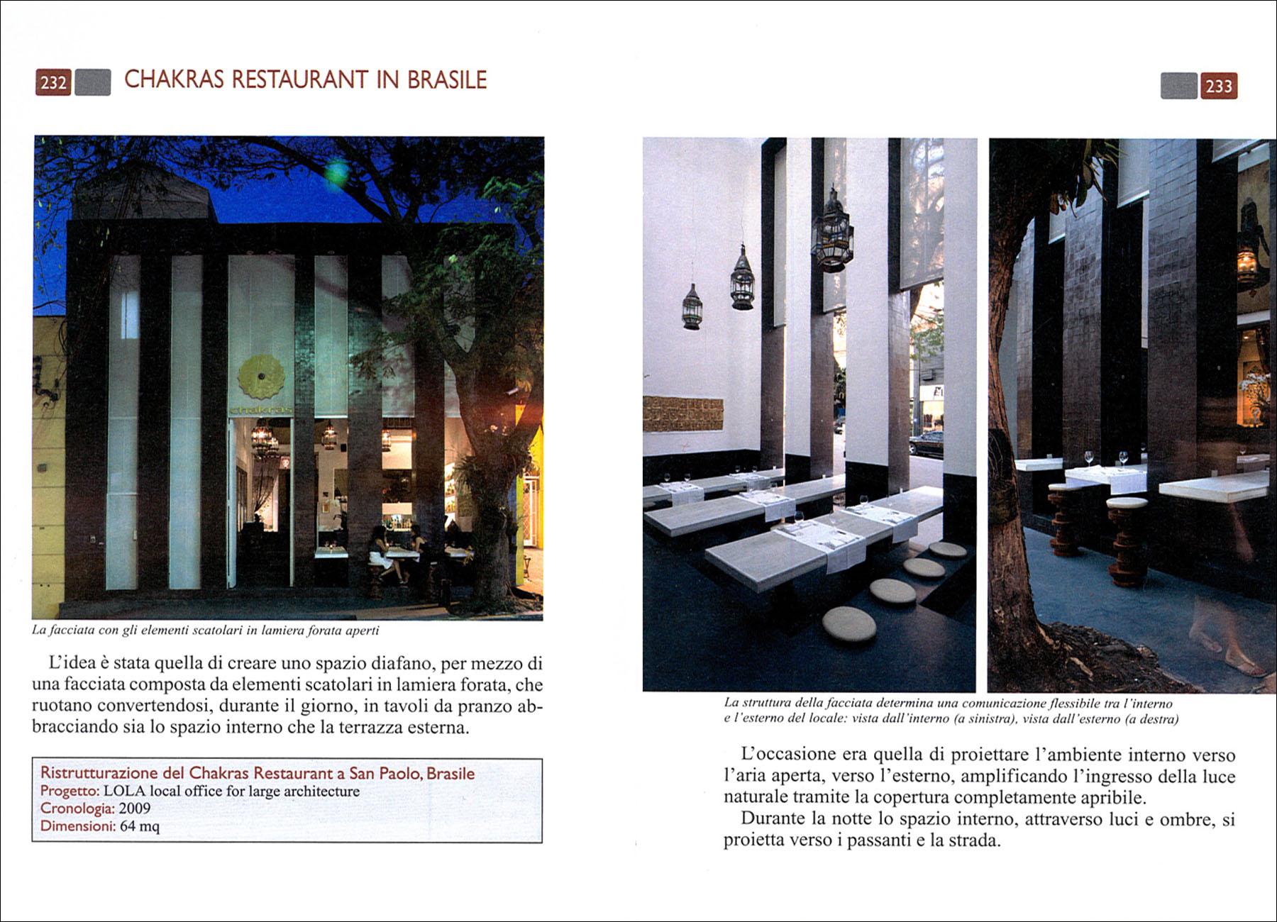 Italian Architects in Spain Today p.5