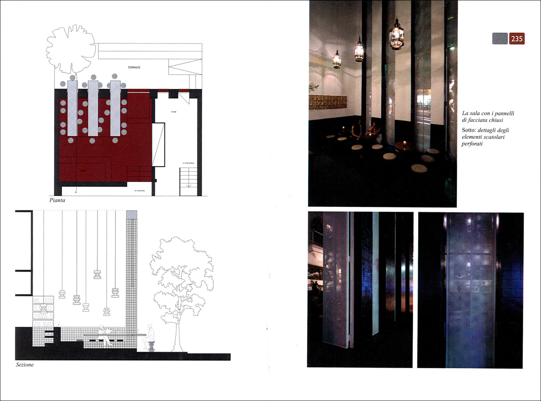 Italian Architects in Spain Today p.6
